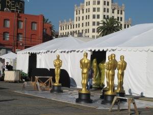 Oscars Prepping