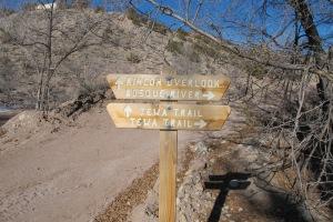 Posi-Ouinge Trailhead