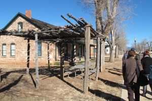 Fort Apache Historic Buildings