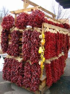 Santa Fe Red Chilis